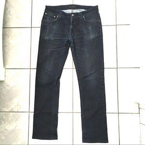 Nudie Jeans Men's Slim Ultra Indigo Jeans